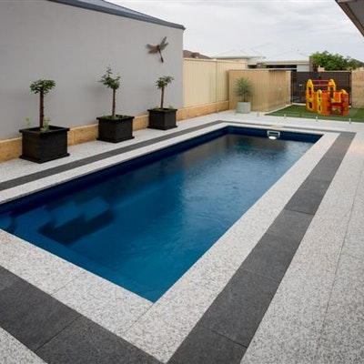 Empire & Black Granite Pavers