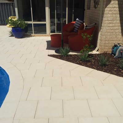 Ice Ridge Capping & Pavers