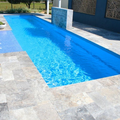 Atlantis Travertine French Pattern Capping & Pavers