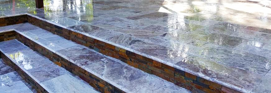 Ibiza Travertine Pavers