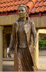 Mary Ward Sculpture