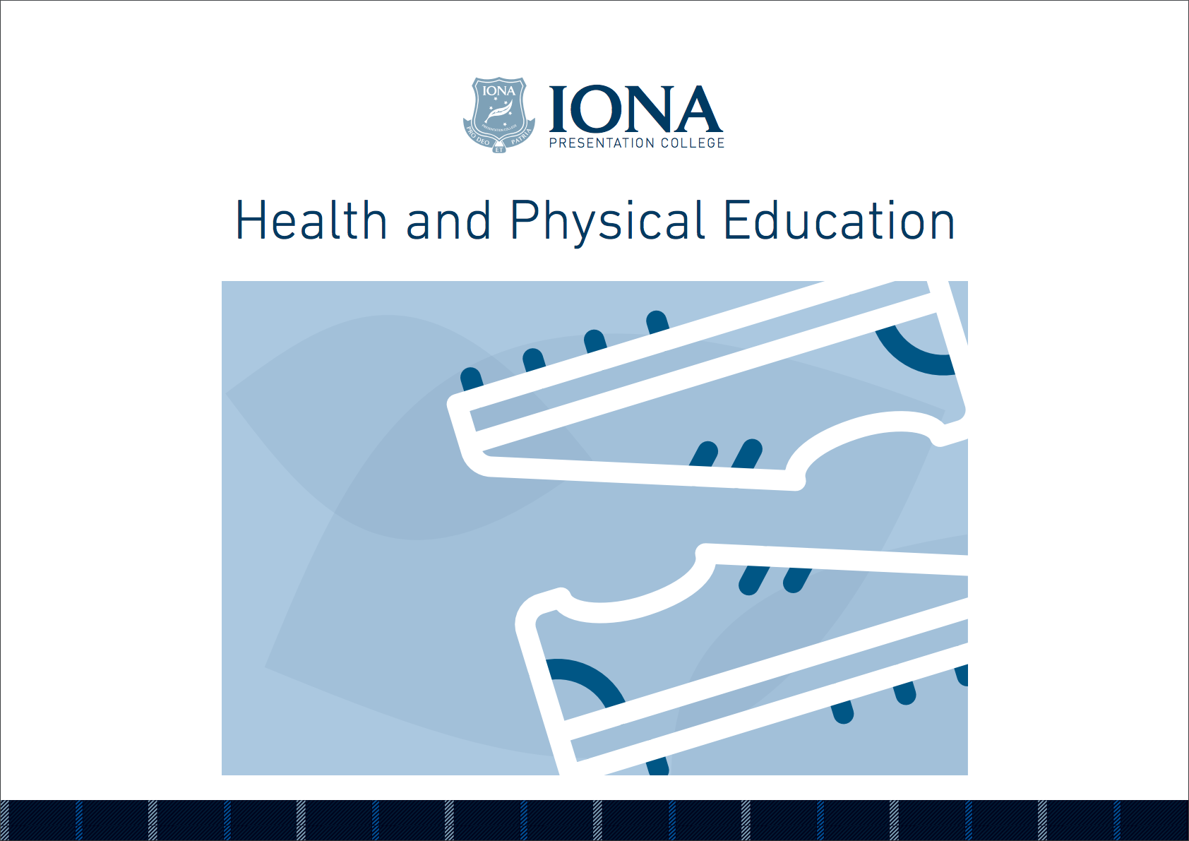 Read the Health & Physical Education Learning Area Booklet 2017