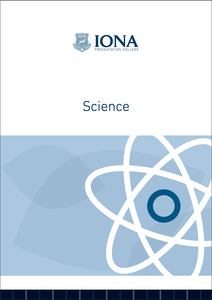 Read the Science Learning Area Booklet 2017