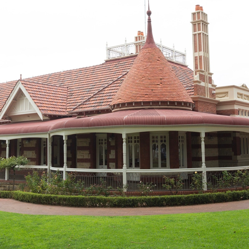 Collegians House – a Scotch College landmark