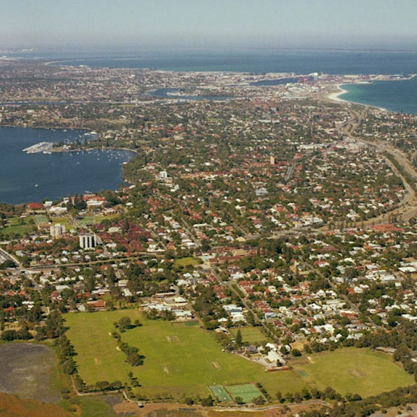 Aerial view of Scotch College