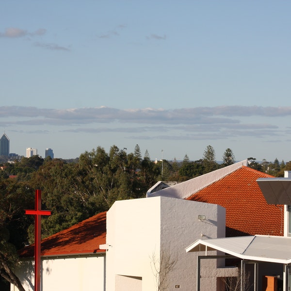 Perth Skyline as viewed from Scotch College