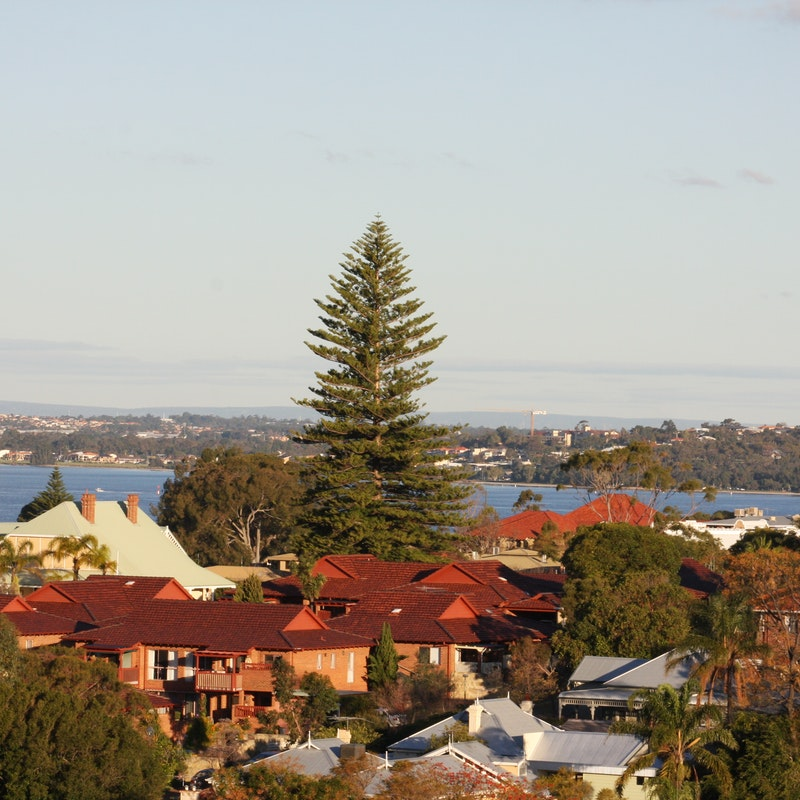 Swan River as viewed from Scotch College