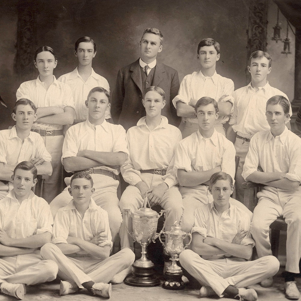 Cricket Public Schools Association (PSA) Darlot Cup winners, 1912