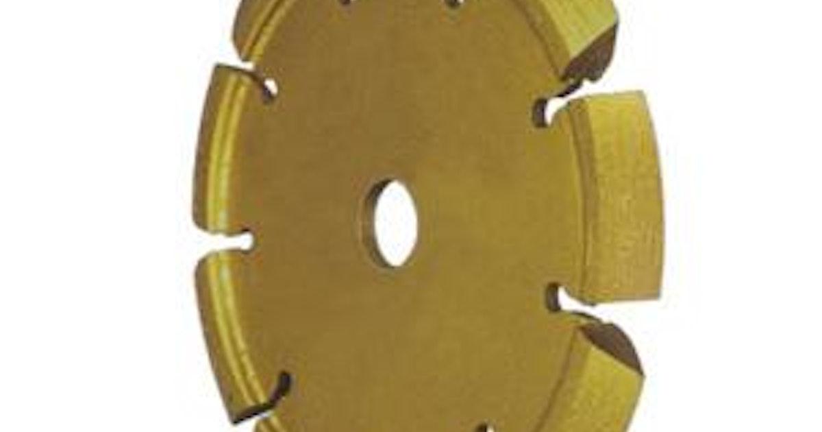 Crack Chasing Blades - United Diamond Tools