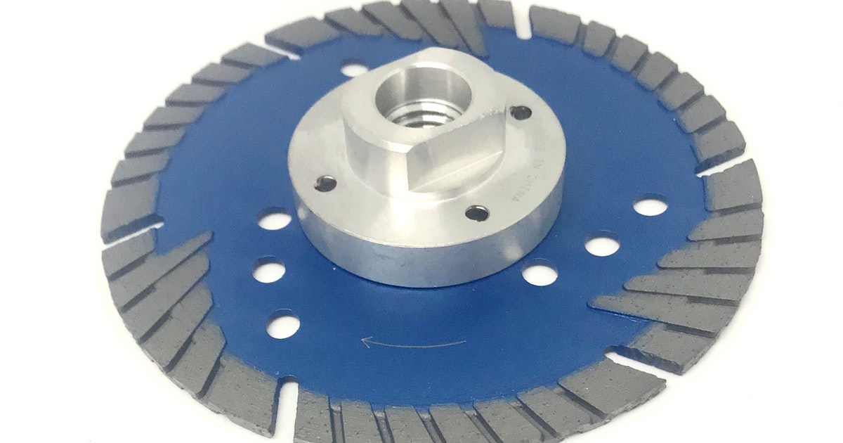 Flush Cut Blades United Diamond Tools