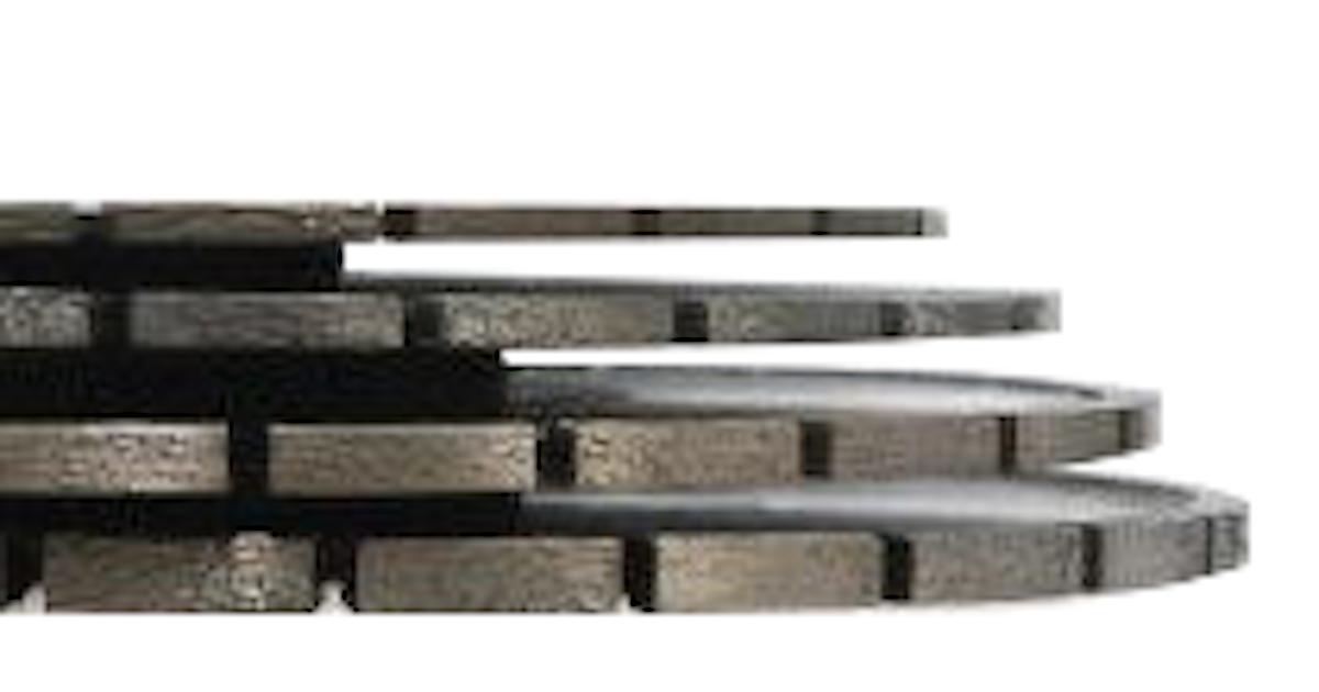 Loop Blades United Diamond Tools