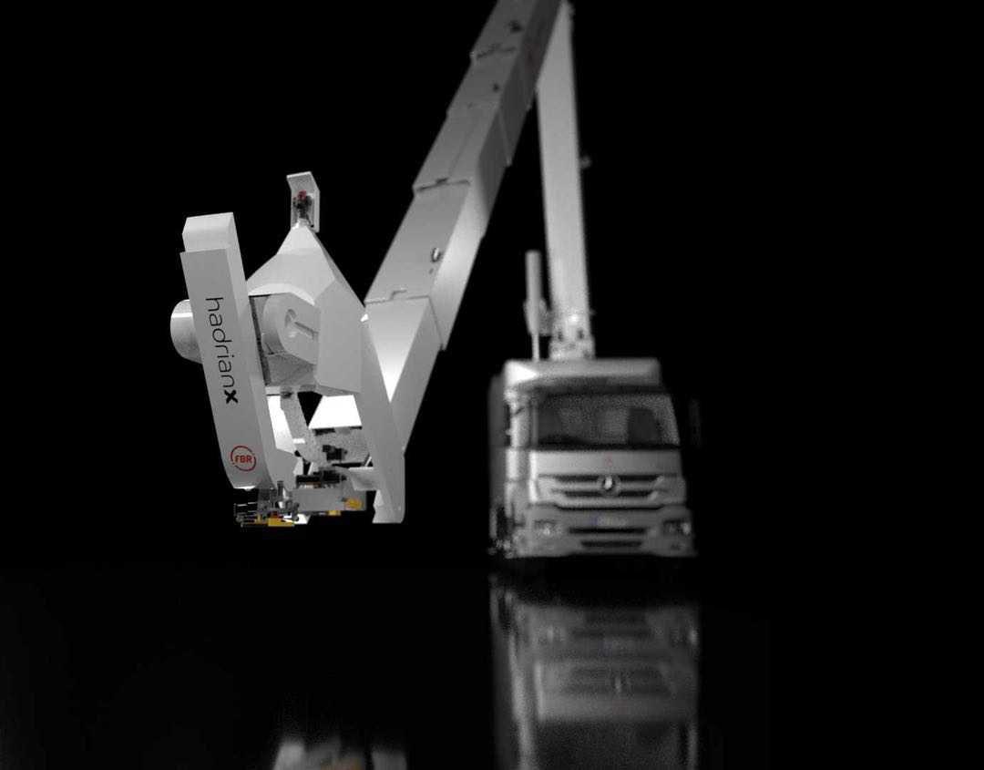 FBR (Fastbrick Robotics)   Industrial Automation Technology