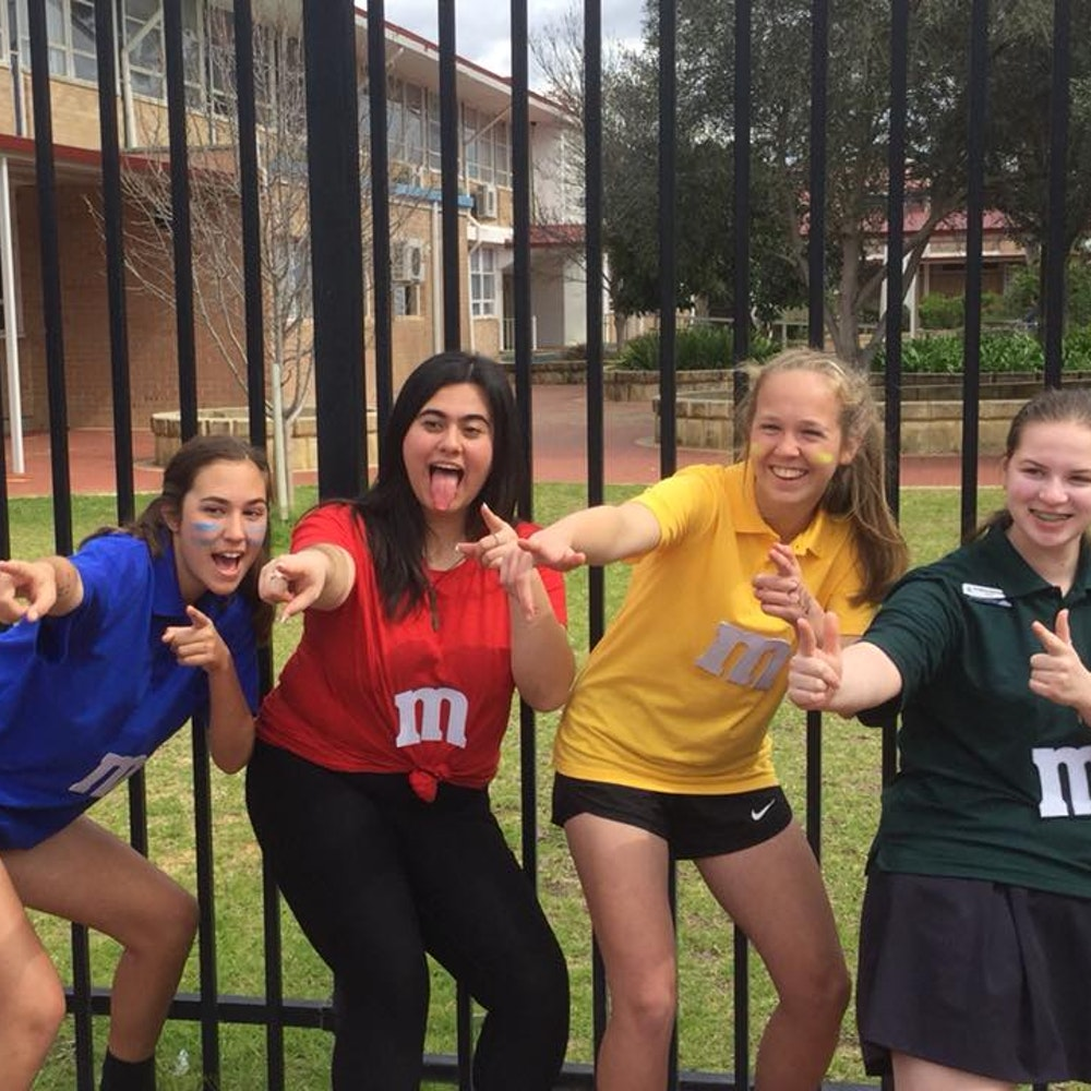 INTER-HOUSE ATHLETICS CARNIVAL - John Forrest Secondary College