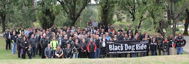 Black Dog Ride Bathurst 1 Dayer 2016 by Bob n Rose