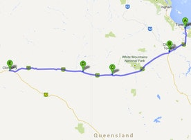 Black Dog Ride Around Australia Blog - Day 6