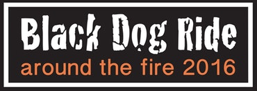 Black Dog Ride Around The Fire 2016 Banner