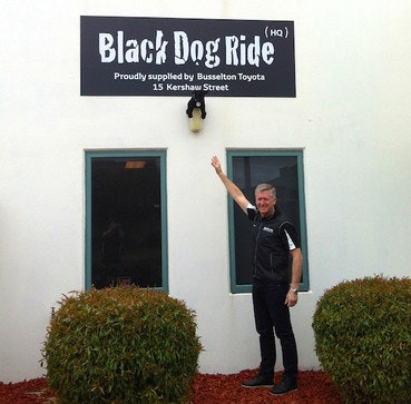 Black Dog Ride moves into National HQ