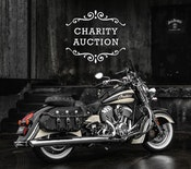 Indian Motorcycle - Proudly Supporting Black Dog Ride