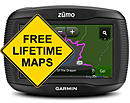 Ryda Dot Com Supporting Black Dog Ride - Garmin GPS Unit