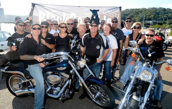 Black Dog Ride's 1 Dayer, Central Coast, 2015