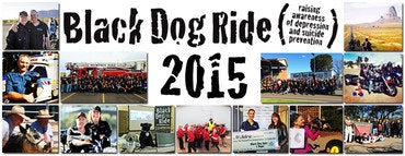 Black Dog Ride Reflections on 2015