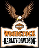 Woodstock Harley Davidson Supporting Black Dog Ride across America