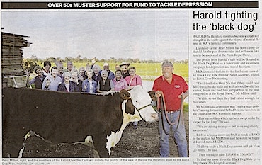 Harold and Eaton locals featured in the South West Times
