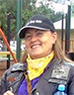 Black Dog Ride's Trustee Rosemary Hancock