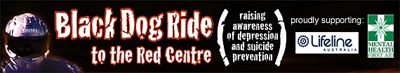 Black Dog Ride - National 1 Day Ride