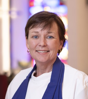 Revd Justine Wall - Chaplain